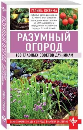 Книга Разумный огород. 100 главных советов дачникам