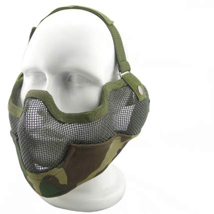 Маска защитная WoSporT с ушами WL (MA-10-WL)