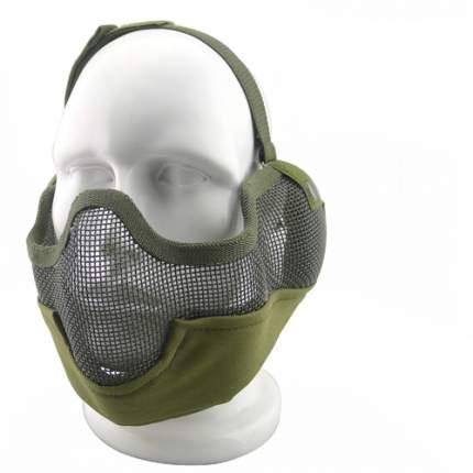 Маска защитная WoSporT с ушами OD (MA-10-OD)