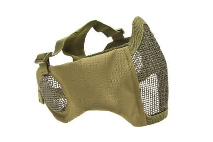 Маска защитная WoSporT облегчённая с защитой ушей OD (MA-92-OD)