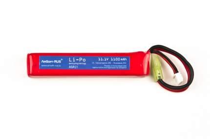 Аккумулятор Li-Po 11,1V 1100 mAh (ASR21)