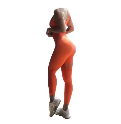 Спортивный костюм NovaSport Shop Sport, оранжевый, M INT