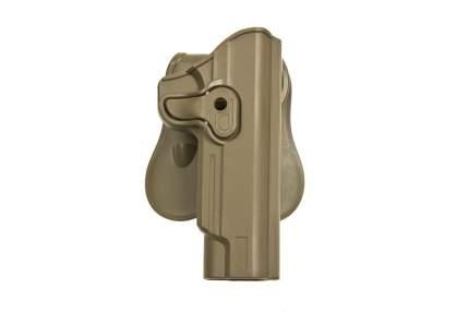 Кобура WoSporT пластиковая IMI для Colt 1911 TAN (GB-44-T)