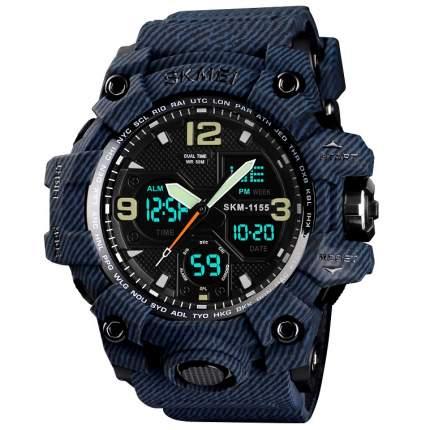 Часы SKMEI 1155B - Denim Blue