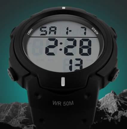 Часы SKMEI 1068 - Черные