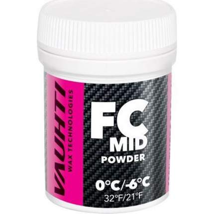 Порошок VAUHTI FC MID +0/-6 C 30 грамм
