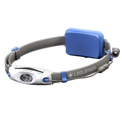 Фонарь налобный LED Lenser NEO6R - Синий (500918)