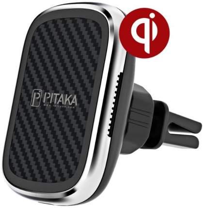 Автомобильный держатель Pitaka New MagMount QI Car Vent CM3001Q (Black)
