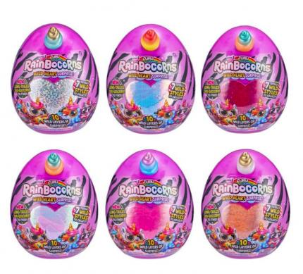 Мягкая игрушка Zuru RainBocoRns в яйце