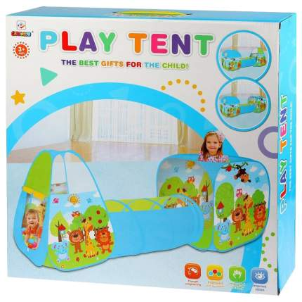 Игровой комплекс Наша Игрушка Палатки с туннелем 200557032 2 шт