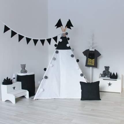 Вигвам VamVigvam Black&White