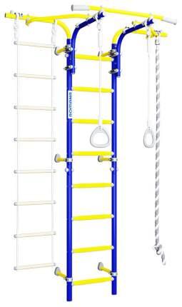 Комплекс Шведская стенка Romana S6 Karusel синяя слива