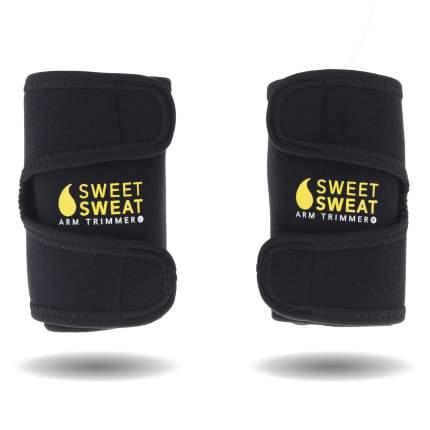 Термобелье Sweet Sweat Arm Trimmers Belt, желтый, One Size INT
