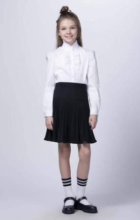 Блузка для девочек SMENA цв.белый SCH19-19014B053.02-g-00 р.146/72
