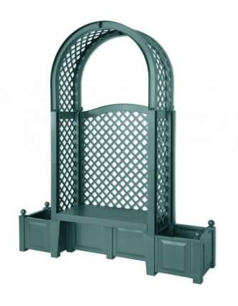 Садовая скамейка KHW УТ000002860 зеленый
