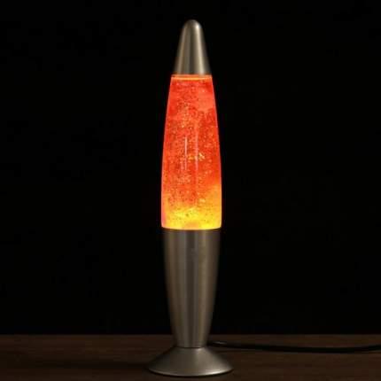 Лава-лампа Е14 25-35W золото 34х8,5х8,5 см Risalux