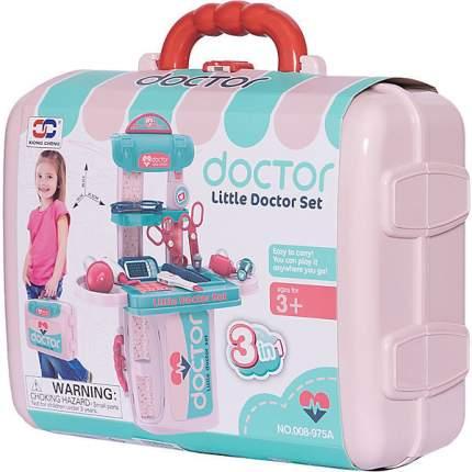 Чемоданчик-трансформер Junfa toys Маленький доктор