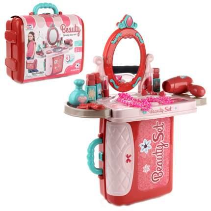 Чемоданчик-трансформер Junfa toys Салон красоты