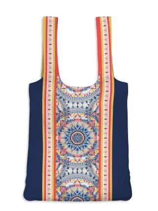 Пляжная сумка 40х43 Этника IQ Komfort 1746242 синяя