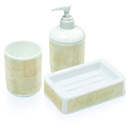 Набор для ванной 3 предмета BATH PLUS Calligraphy 21504