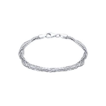 Браслет женский SOKOLOV из серебра 94054565 р.17
