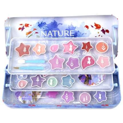 Игровой набор детской декоративной косметики Markwins в пенале, большой