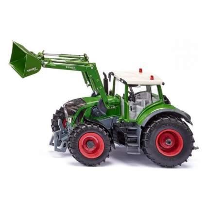 Трактор Siku Fendt 933 Vario с фронтальным погрузчиком