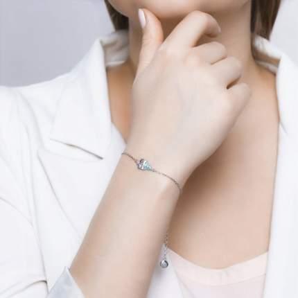 Браслет женский «Мороженое» с эмалью SOKOLOV 94050443 р.17