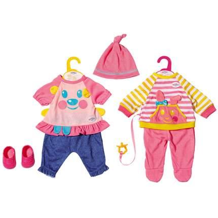Одежда для куклы Zapf Creation BABY born Little Милый костюмчик в стиле Casual