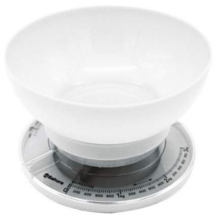 Весы кухонные Sakura SA-6008W
