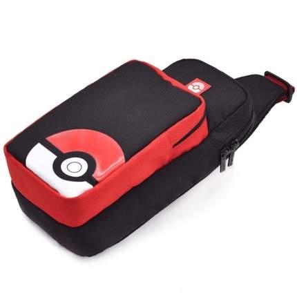 Сумка Hori Pokemon Trainer Pack Pokeball (NSW-170U)