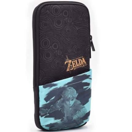 Чехол Hori Slim pouch Zelda: Breath of the wild (NSW-168U)