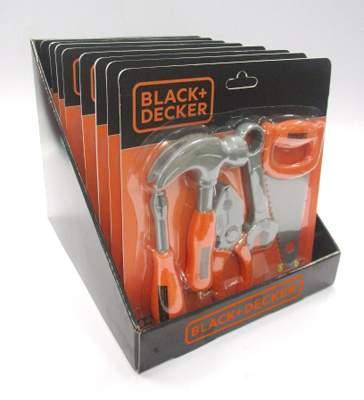 Детский набор инструментов Smoby Black&Decker