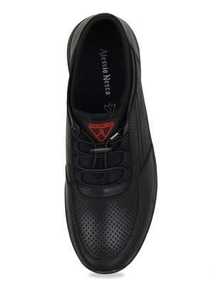 Кроссовки мужские Alessio Nesca DSR2020-12 черные 44 RU