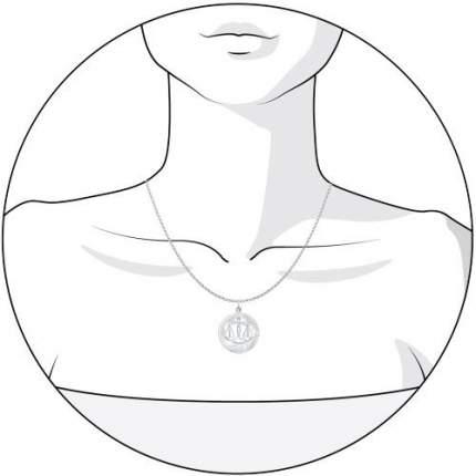 Подвеска «Знак зодиака Весы» SOKOLOV 94030876