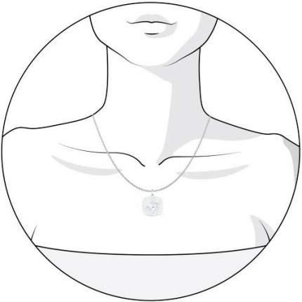 Подвеска «Знак зодиака Телец» SOKOLOV из серебра 94030859