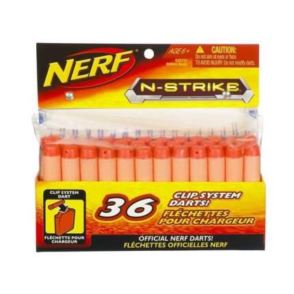 Набор стрел к бластерам Hasbro NERF с магазинами, 36 шт.