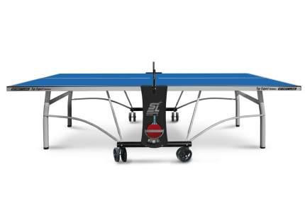 Теннисный стол Start Line Top Expert Outdoor синий/серый, с сеткой