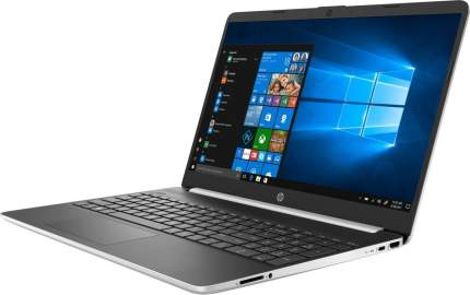 Ноутбук HP 15 15s-fq0004ur Silver