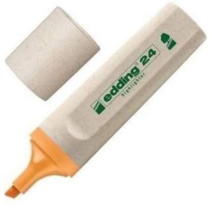 """Текстмаркер """"EcoLine"""", 2-5 мм, оранжевый"""