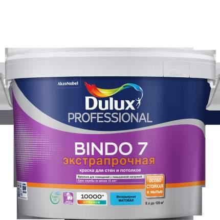 Краска DULUX Professional Bindo 7 BW 9 л