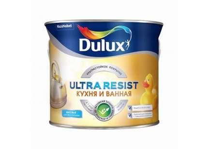 Краска DULUX Ultra Resist BW 1 л