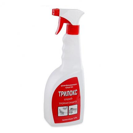 Дезинфицирующее средство Трилокс спрей 0.75 л