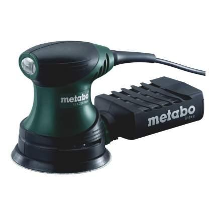 Сетевая эксцентриковая шлифовальная машина Metabo FSX 200 609225500