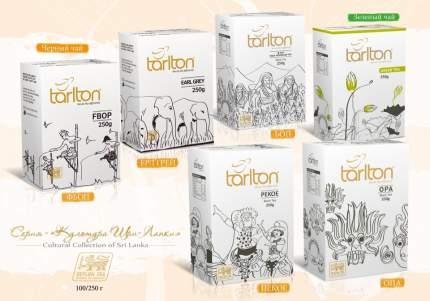 Черный чай Тарлтон ОПА 100 г