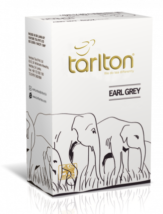 Черный чай Тарлтон Ерл Грей 100 г