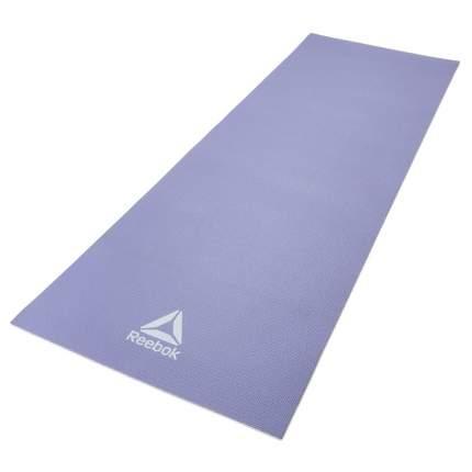 Коврик для йоги и фитнеса Reebok RAYG-11022PL фиолетовый 4 мм