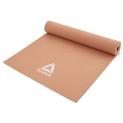 Коврик для йоги и фитнеса Reebok RAYG-11022 розовый 4 мм