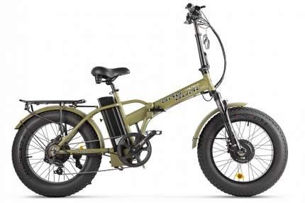 Электровелосипед Volteco Bad Dual (2020) размер колеса 20 Хаки