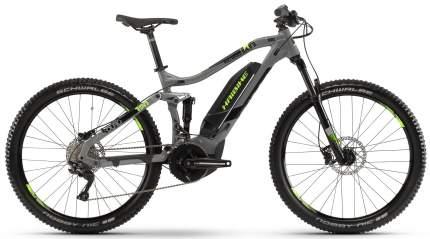 "Электровелосипед Haibike SDURO FullSeven 4.0 2019 48 см"" Серо-черно-салатовый"